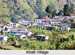 Villages of Uttarakhand, Villages of India