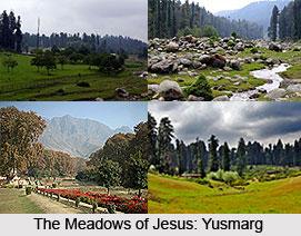 Yusmarg, Jammu and Kashmir