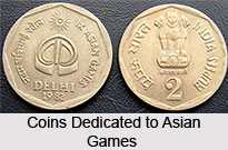 Coins Of Contemporary India