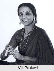Viji Prakash, Indian Classical Dancer