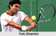Yuki Bhambri, Indian Tennis Player