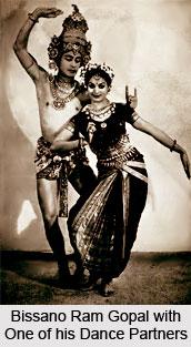 Bissano Ram Gopal, Indian Classical Dancer