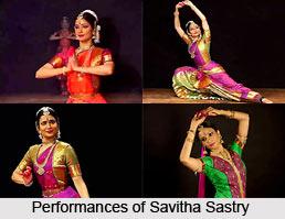 Savitha Sastry, Indian Classical Dancer