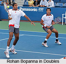 Rohan Bopanna, Indian Tennis Player