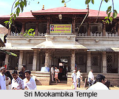 Temples in Kollur, Karnataka, South India