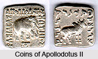 Indo-Greek dynasty coins