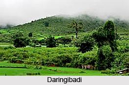 Daringibadi, Kandhmal district, Odisha