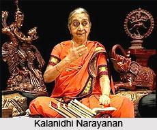 Kalanidhi Narayanan, Bharatnatyam Dancer