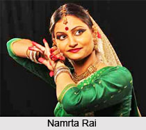 Namrta Rai, Indian Classical Dancer