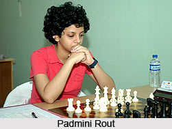 Padmini Rout, Indian Chess Player