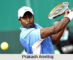 Prakash Amritraj, Indian Tennis Player