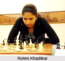 Rohini Khadilkar, Indian Chess Player