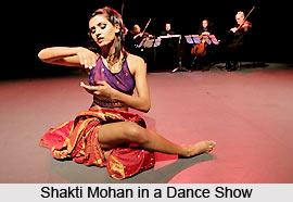 Shakti Mohan, Indian Classical Dancer