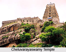 Temples in Melkote, Karnataka, South India