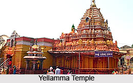 Yellamma Temple, Karnataka