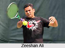 Zeeshan Ali, Indian Tennis Player