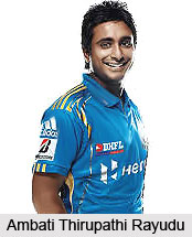 Ambati Thirupathi Rayudu, Indian Cricket Player