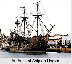 Ancient Ships in India, Indian History