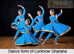 Gharanas of Kathak