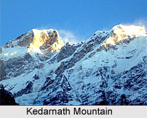 Kedarnath Mountains