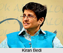 Kiran Bedi, Indian Politician