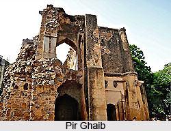 Pir Ghaib, Delhi