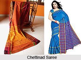 Chettinad Sarees, Sarees of South India