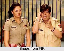 FIR, TV Serial