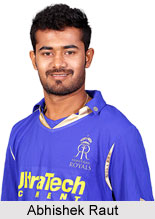 Abhishek Raut, Indian Cricket Player