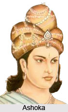 Ashoka , Mauryan Emperor