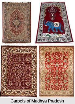 carpet waving handicraft