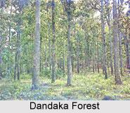 Dandakaranya, Forest near Godavari River