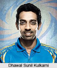Dhawal Sunil Kulkarni, Indian Cricket Player