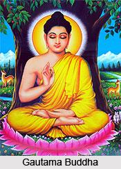 Gautama Buddha, Founder of Buddhism