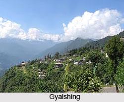 Gyalshing, West Sikkim District, Sikkim
