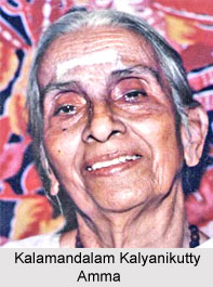 Kalamandalam Kalyanikutty Amma, Indian Classical Dancer