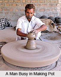Kumhar, Indian Potter