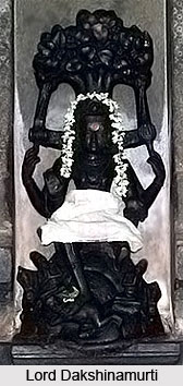 Lord Dakshinamurti, Indian God