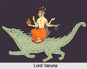 Lord Varuna, Indian God