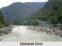 Mahakali, Indian River
