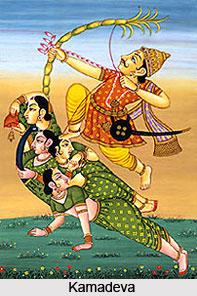 Manmatha, The Kamadeva