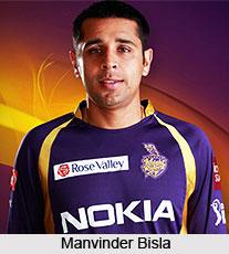 Manvinder Bisla, Indian Cricket Player