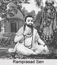 Ramprasad Sen, Bengali Author