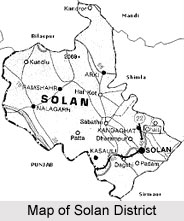 Solan District, Himachal Pradesh