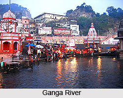 History of Ganga River