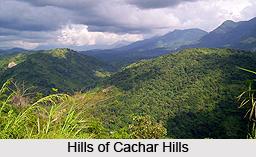 Cachar Hills District, Assam