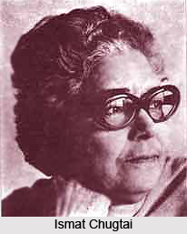 Ismat Chugtai , Bollywood writer