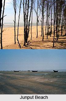 Junput Beach, West Bengal