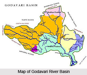 Godavari River Basin, Indian River