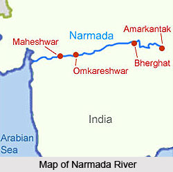 Tributaries of River Narmada